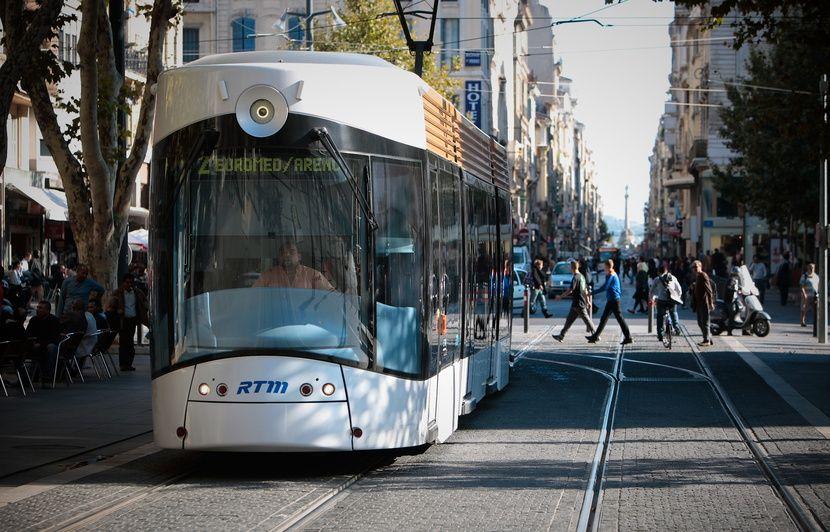 Marseille : Aucun tramway pendant plusieurs heures suite au blocage d'un dépôt, une vingtaine de lignes de bus à l'arrêt
