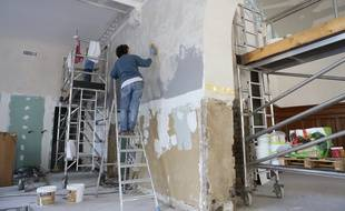 Rénovation du Café Brant avec des matériaux nobles