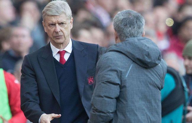 Wenger sert la pince de Mourinho