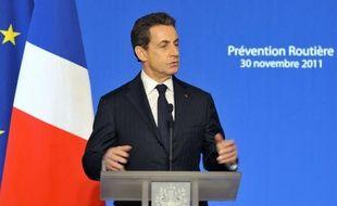 Davantage de radars fixes et mobiles, éthylotest bientôt obligatoire dans chaque voiture, limitateurs automatiques de vitesse: Nicolas Sarkozy a dévoilé mercredi une série de mesures ambitieuses sur la sécurité routière qui, si elles sont appliquées, changeront la conduite en France.