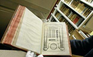 Ces manuscrits rares sont accessibles au public dans le cadre du festival.