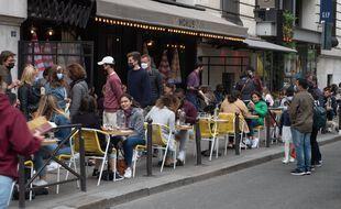 Même pour s'installer à la terrasse des cafés et restaurants, il faudra être muni de son pass sanitaire.