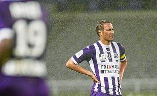 Contre Ajaccio, Zebina était titulaire pour la première fois de la saison en L1.