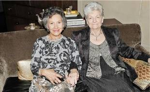 Gwen et Vera, les deux syndicalistes qui ont inspiré le film.