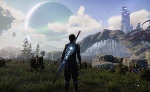 Edge of eternity est paru sur Steam.