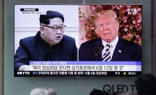 Donald Trump et Kim Jong-un se retrouveront le 12 juin pour une rencontre aussi historique qu'improbable.