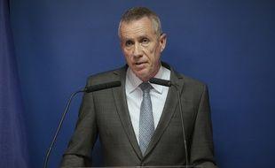Le procureur François Molins, lors d'une conférence de presse, après l'attentat de Saint-Etienne du Rouvray, le mardi 26 juillet.