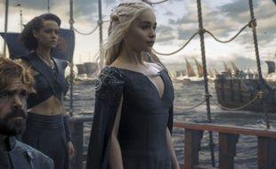 Emilia Clarke dans The Winds Of Winters - Game of Thrones