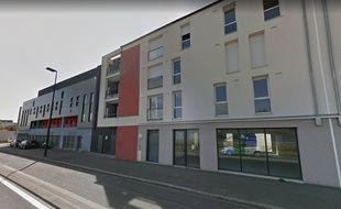 Le drame s'est déroulé boulevard Romanet, quartier Bellevue à Nantes.