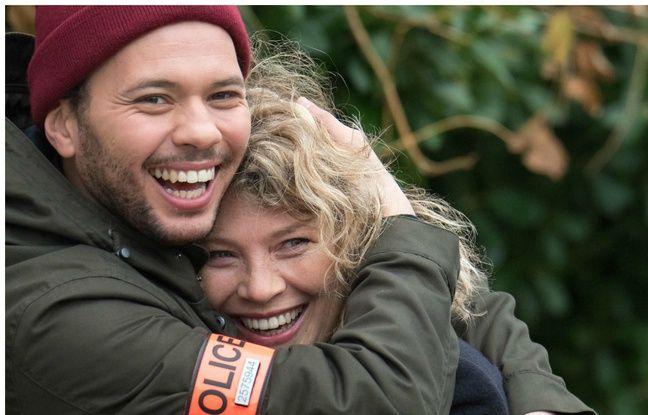 Mehdi (Ali Marhyar) et Candice Renoir (Cécile Bois) dans la série phare de France 2.