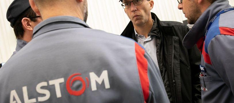 Alstom a réalisé sur son dernier exercice 2018-19 un chiffre d'affaires de 8,1 milliards d'euros.