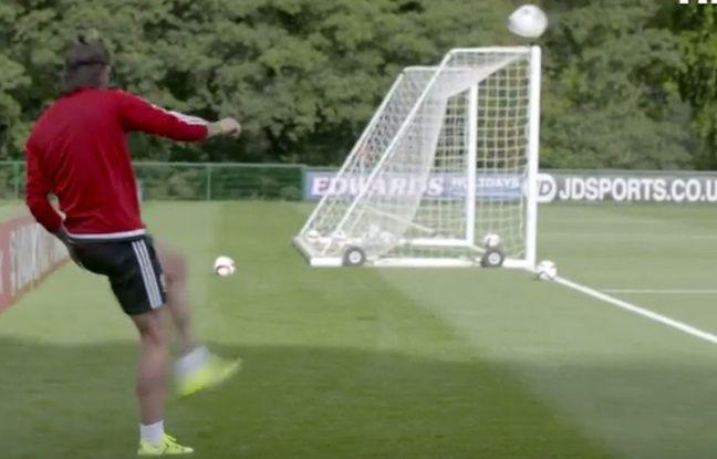 Gareth Bale maîtrise assez bien l