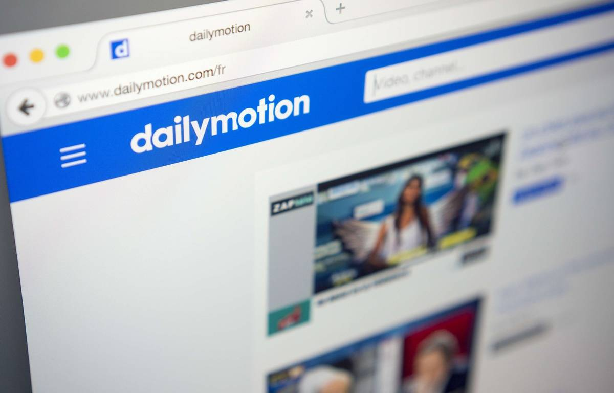 Dailymotion bat de l'aile. – Richard B. Levine/NEWSCOM/SIPA