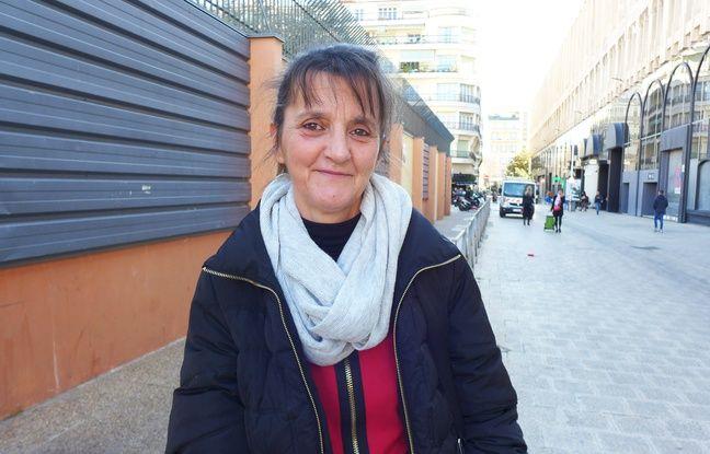 Myriam Garnier est gardienne d'immeuble à Carros, dans les Alpes-Maritimes.
