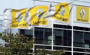Le titre Renault s'inscrivait vendredi matin en tête des hausses du CAC 40 (+5,34%), au lendemain de l'annonce de ventes record au troisième trimestre et la confirmation de ses objectifs sur l'année.