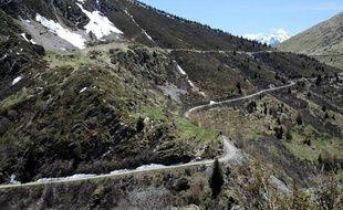 Les coureurs devront emprunter la descente du Col de Sarenne entre les deux ascensions de l'Alpe-d'Huez.