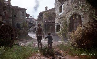 Le jeu A Plague Tale a été développé par le studio bordelais Asobo.