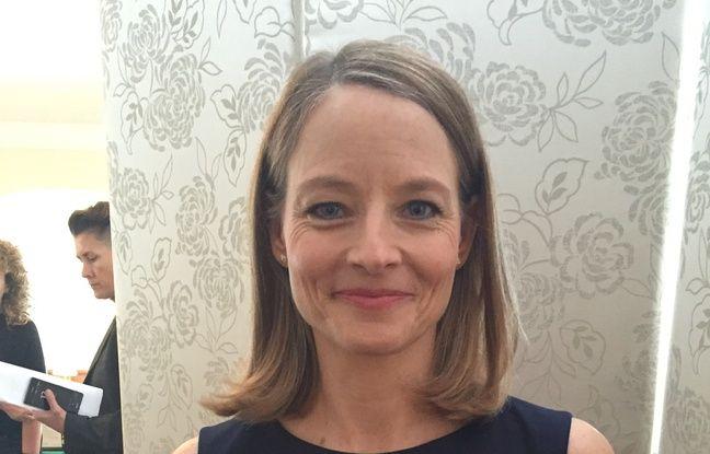 Jodie Foster à Cannes