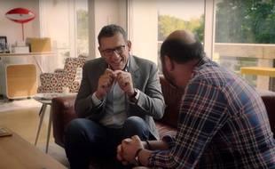 Vidéo de promotion du golf avec Dany Boon et Kad Merad.