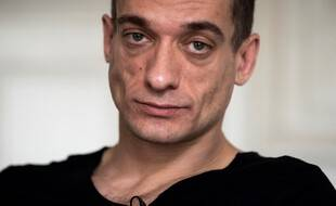 Piotr Pavlenski, le 14 février 2020 à Paris.