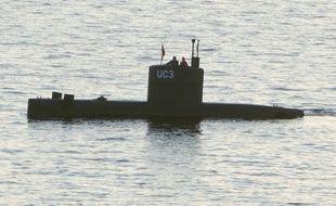 C'est la dernière photo qui atteste de la présence de Kim Wall, journaliste suédoise, à bord du sous-marin le Nautilus, prise le 10 août 2017.