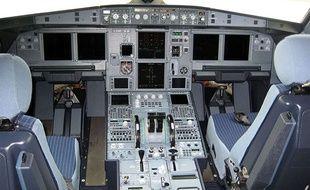 lintrieur du cockpit dun airbus a320