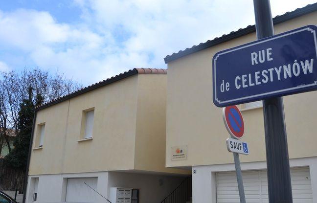 La résidence de Clapiers où a eu lieu l'opération.