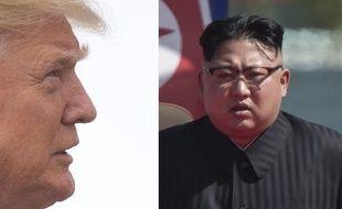 Donald Trump, président des États-Unis, et Kim Jong-Un, dirigeant nord-coréen, sont-ils sur le sentier de la guerre ?