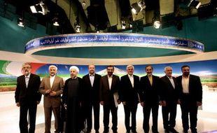 La presse iranienne a salué samedi un débat télévisé enfin animé entre les candidats à la présidentielle en soulignant les échanges vifs à propos des négociations sur le dossier nucléaire mais également sur les libertés politiques.