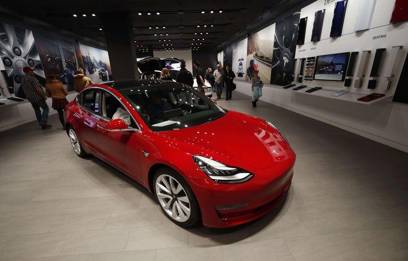 Tesla: Les voitures auront bientôt une autonomie de plus de 640 km, selon Elon Musk