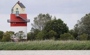 La villa Cheminée, gîte insolite situé à Cordemais en Loire-Atlantique