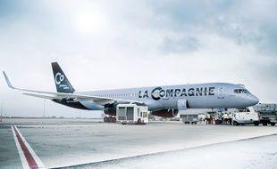Un Boeing 757-200 du transporteur