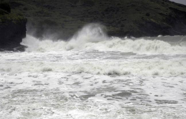 Eleanor: La tempête a fait reculer une dune de sept mètres dans la Manche