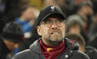 Jurgen Klopp aurait mal vécu que la Premier League décide d'une saison blanche si le championnat anglais n'avait pu reprendre.