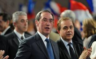 """Le ministre de l'Intérieur Claude Guéant a réfuté vendredi que le coup de filet dans les milieux islamistes radicaux soit une """"opération de communication"""", affirmant que les personnes interpellées étaient animées par """"une idéologie de combat""""."""