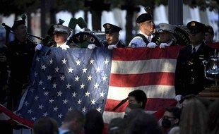 New York rend hommage aux victimes du 11-Septembre pour les 20 ans des attaques.