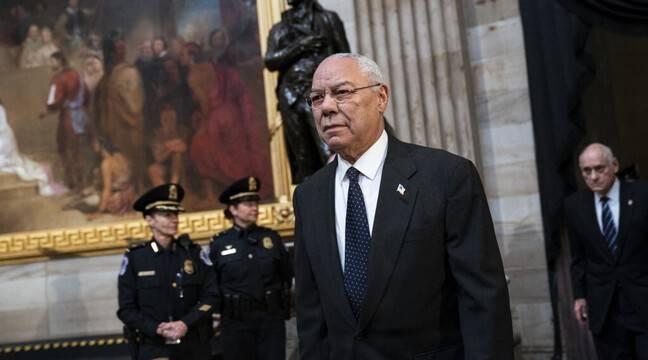 Etats-Unis : Colin Powell, ancien secrétaire d'Etat de Georges W. Bush, est décédé du Covid-19