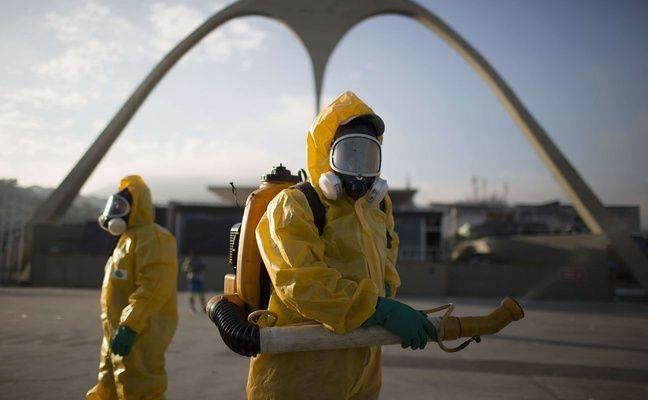 Les aires olympiques ont été traitées contre le virs Zika.