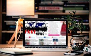 La start-up Storyzy a créé un outil qui recense automatiquement les sites propageant des fausses informations.