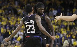 Les Clippers ont réalisé un come-back monumental contre Golden State en match 2 des play-offs, le 15 avril 2019.