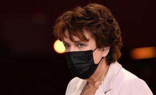 Roselyne Bachelot, en février 2021.