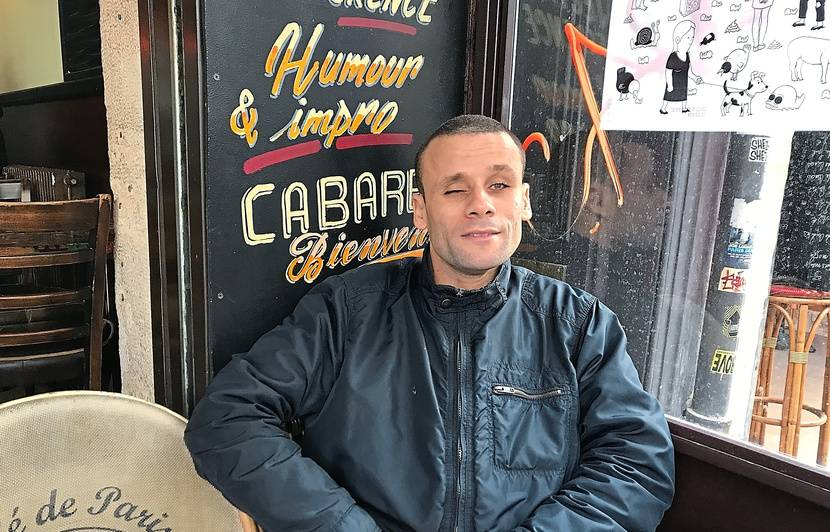Mohamed Lamouri, la voix lumineuse du métro
