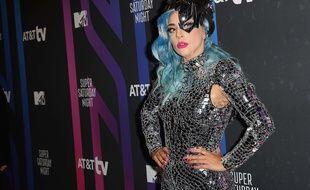 Lady Gaga, le 2 février 2020.