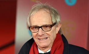 Ken Loach aux BAFTAs en février 2017