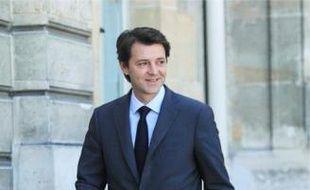 François Baroin, à Bercy, risque d'avoir une image de mauvais camarade.