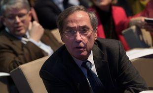 Claude Guéant en 2018 à Paris.