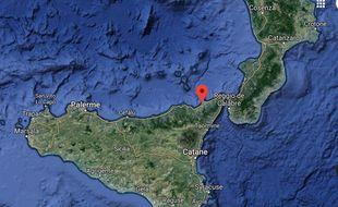 L'accident s'est produit à Barcellona Pozzo di Gotto, dans le département de Messine, en Sicile.