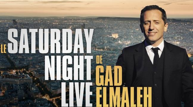 saturday night live avec gad elmaleh sur m6 des parodies du malaise et ahmed sylla. Black Bedroom Furniture Sets. Home Design Ideas