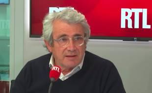 Michel Boujenah était l'invité de RTL, samedi 16 février 2019.