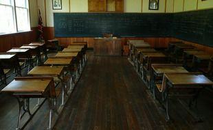 Illustration d'une école